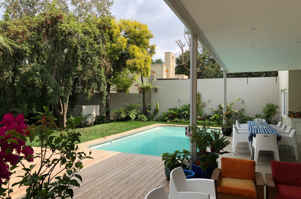 Rosebank - The most beautiful home in Joburg! Perfectly located, 3 bedroom, serviced twice a week. You won't want to leave.