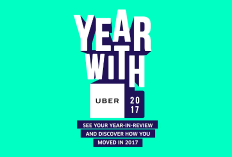 YEAR WITH UBER '17 |  APACx + INDIA