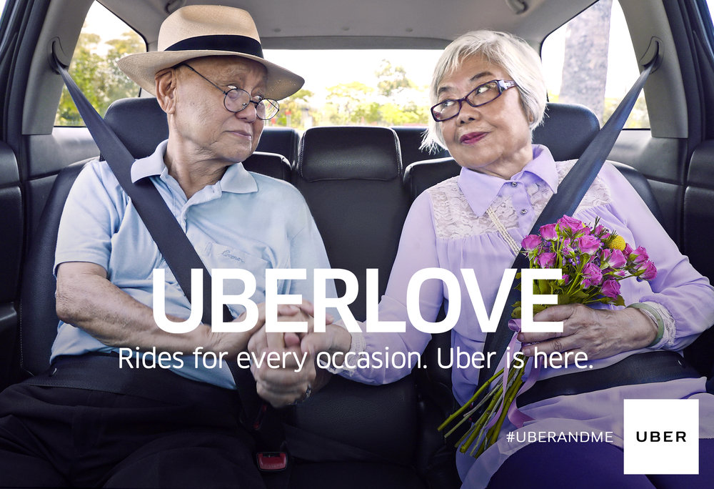 The Flexibility:  The ability to order and pay for rides for loved ones