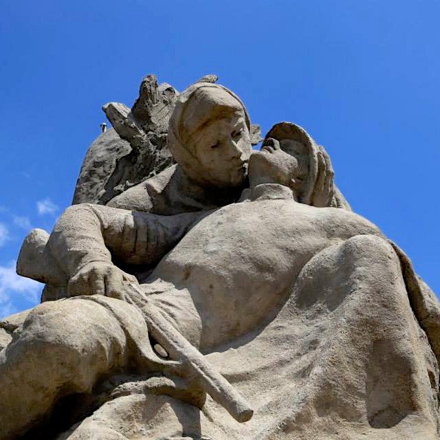 Monument aux morts d'Alfred Boucher à Nogent-sur-Seine.