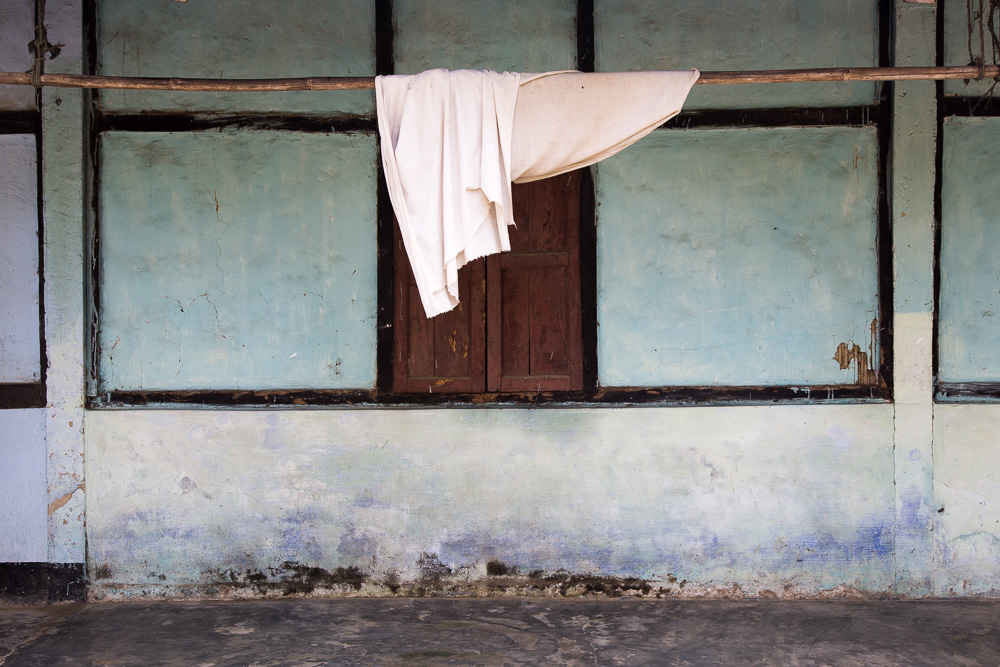 At Kamalabari Sattra, Majuli Island, Assam