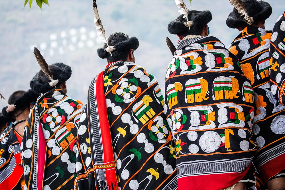 The Chakhesang tribe, Hornbill Festival, Nagaland