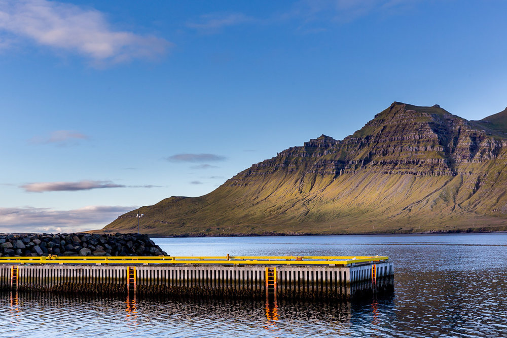 Harbour, Iceland