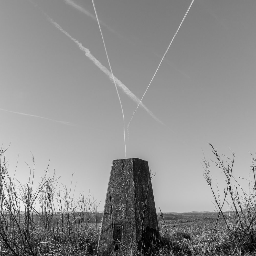 Terrace Hill trig point