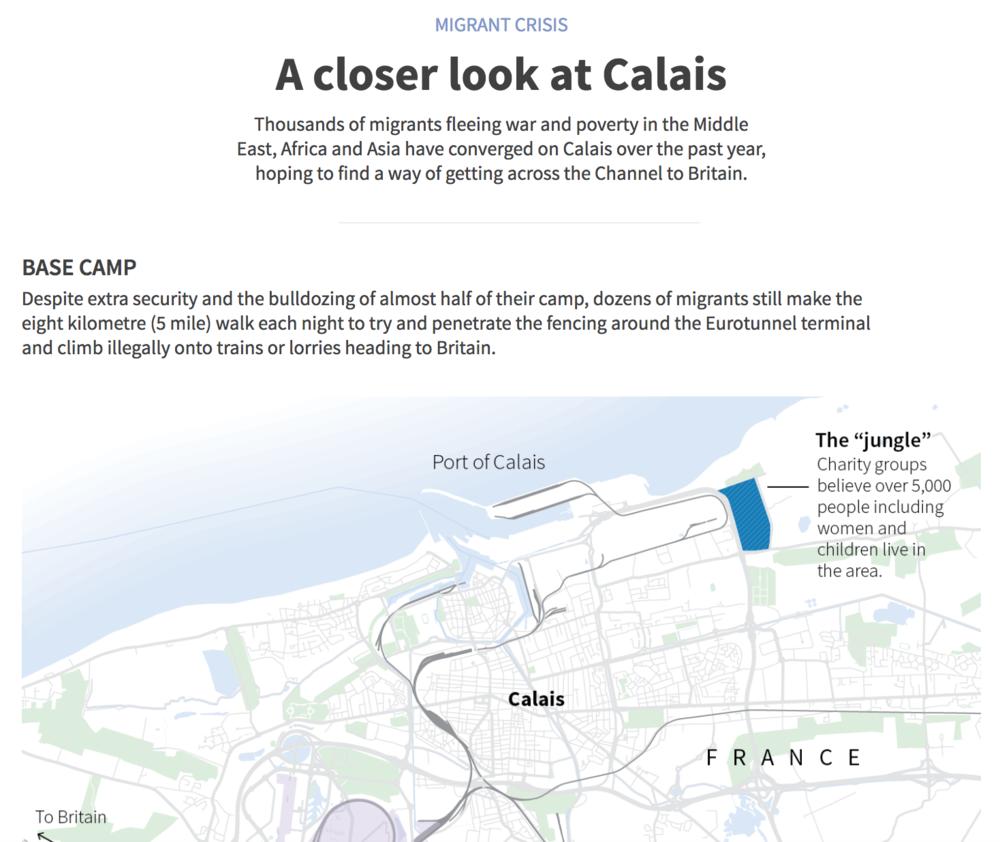 Calais main