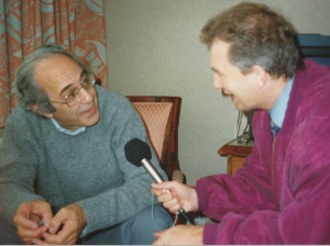 Henri Nouwen speaking with Michael Ford for BBC Radio 4