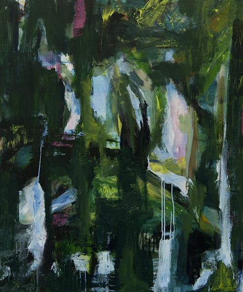 Anne Mariën - Acryl Abstract