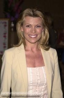 Vanna White - born February 18, 1957