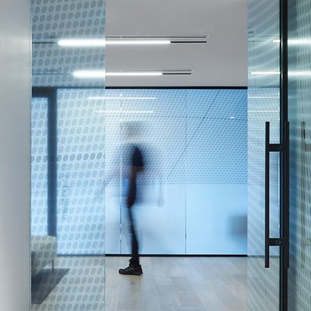 Project: Link Group Workplace Location: Perth / Australia Coverage: Interior