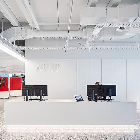 Project: ARUP Workplace Location: Perth / Australia Coverage: Interior