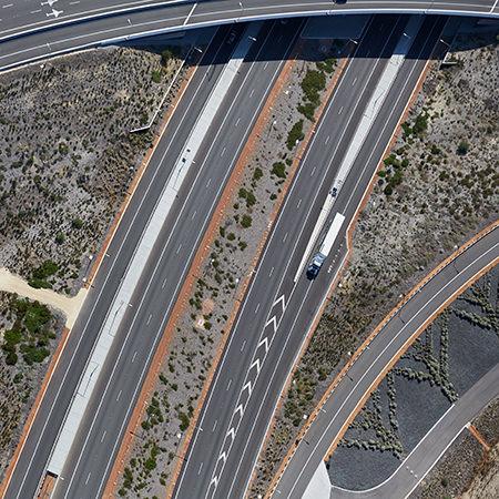 Project: WA Gateway Infrastructure Project Location: Perth / Australia Coverage: Aerial / Landscape