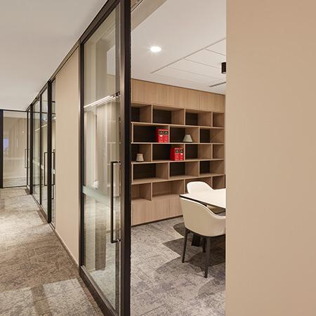 Project: Jones Day Workplace Location: Perth / Australia Coverage: Interior