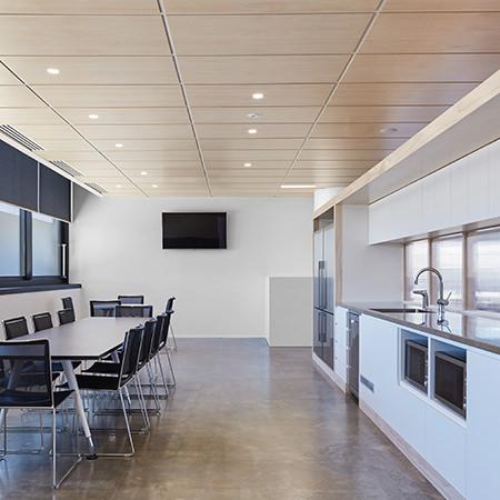 Project: Theiss Workplace Location: Perth / Australia Coverage: Interior
