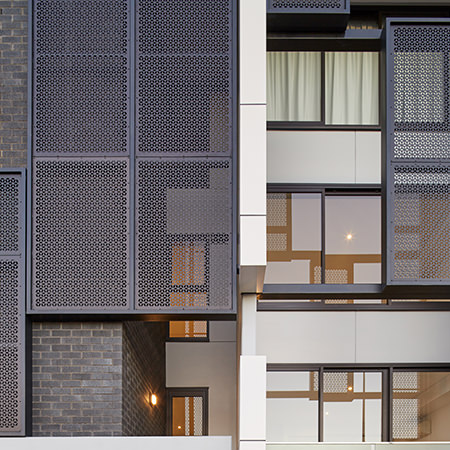 Project: Portview Apartments Location: Freemantle / Australia Coverage: Interior / Exterior