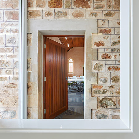 Project: Northam Church Hall Location: Northam / Australia Coverage: Interior / Exterior