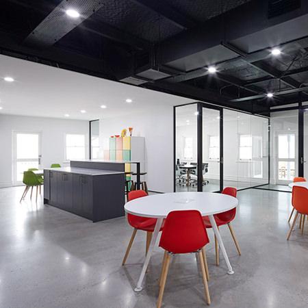 Project: Workhub Claremont Location: Perth / Australia Coverage: Interior