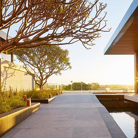 Project: ARIA Location: Perth / Australia Coverage: Exterior / Landscape