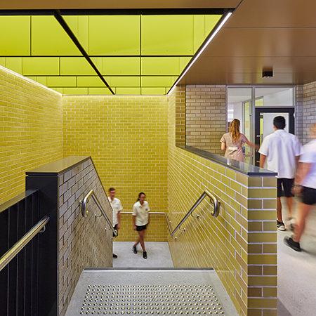 Project: Willetton Senior High School / Stg 2 Location: Perth / Australia Coverage: Interior / Exterior / Landscape