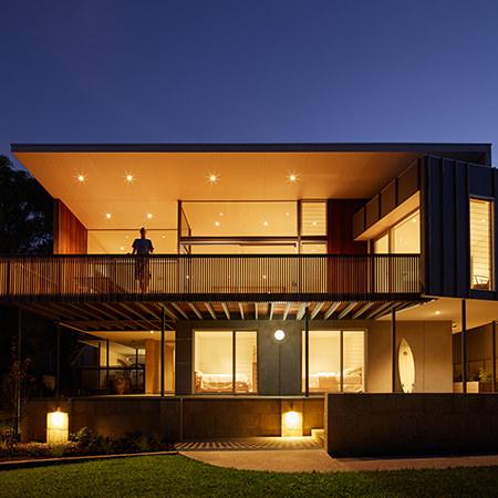 Project: Estuary House Location: Dawesville / Australia Coverage: Interior / Exterior / Landscape