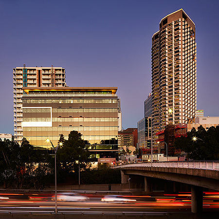Project: 1008 Hay Street Location: Perth / Australia Coverage: Exterior