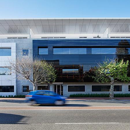 Project: 190 Cambridge Str Location: Perth / Australia Coverage: Exterior