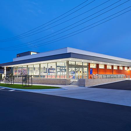 Project: Aldi Complex Location: Bunbury / Australia Coverage: Interior / Exterior
