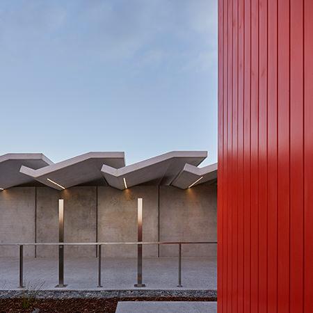 Project: Leighton Beach Facilities Pavillion Location: Fremantle / Australia Coverage: Interior / Exterior / Landscape