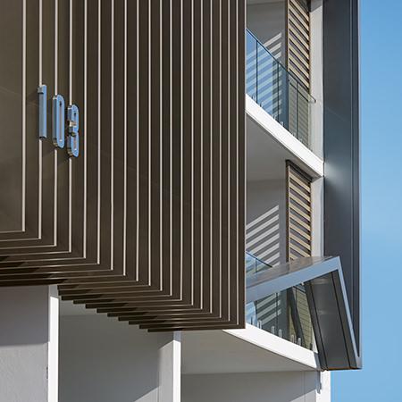 Project: 103 Monarc Location: Perth / Australia Coverage: Exterior