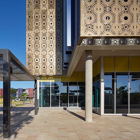 Project: The Quarter, Karratha Location: Karratha / Australia Coverage: Exterior / Landscape