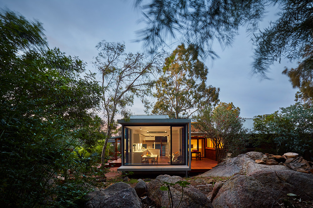 Mark Aronson Architecture - Boya Residence, Perth, WA
