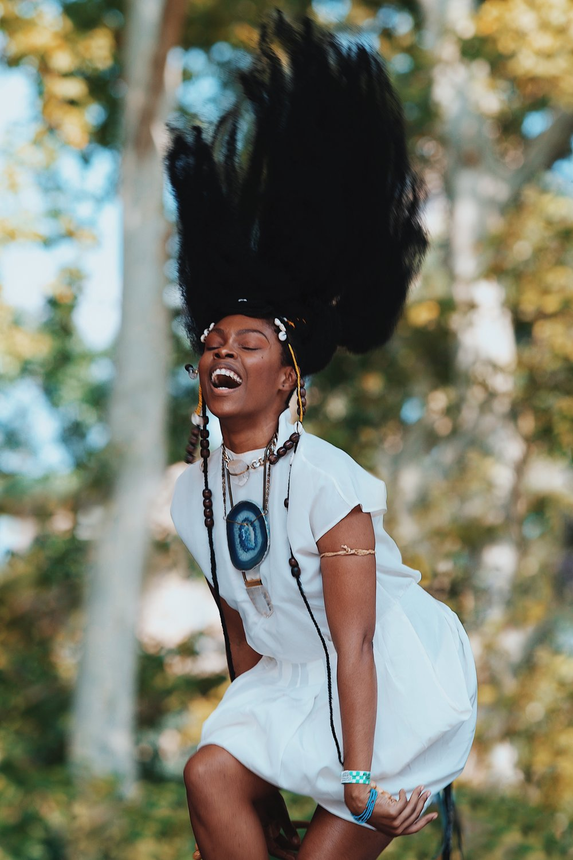 Xênia França - Brazil Summerfest New York City / Central Park, 2018.