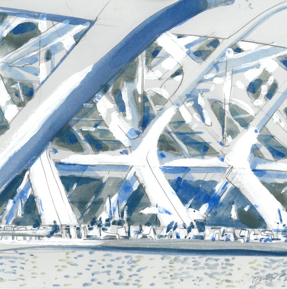 Valencia. Calatrava