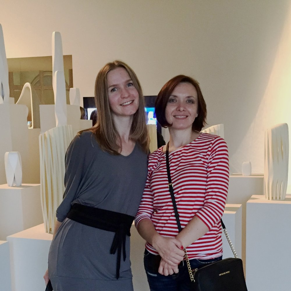 Ольга Сорокина и Елена Иванникова