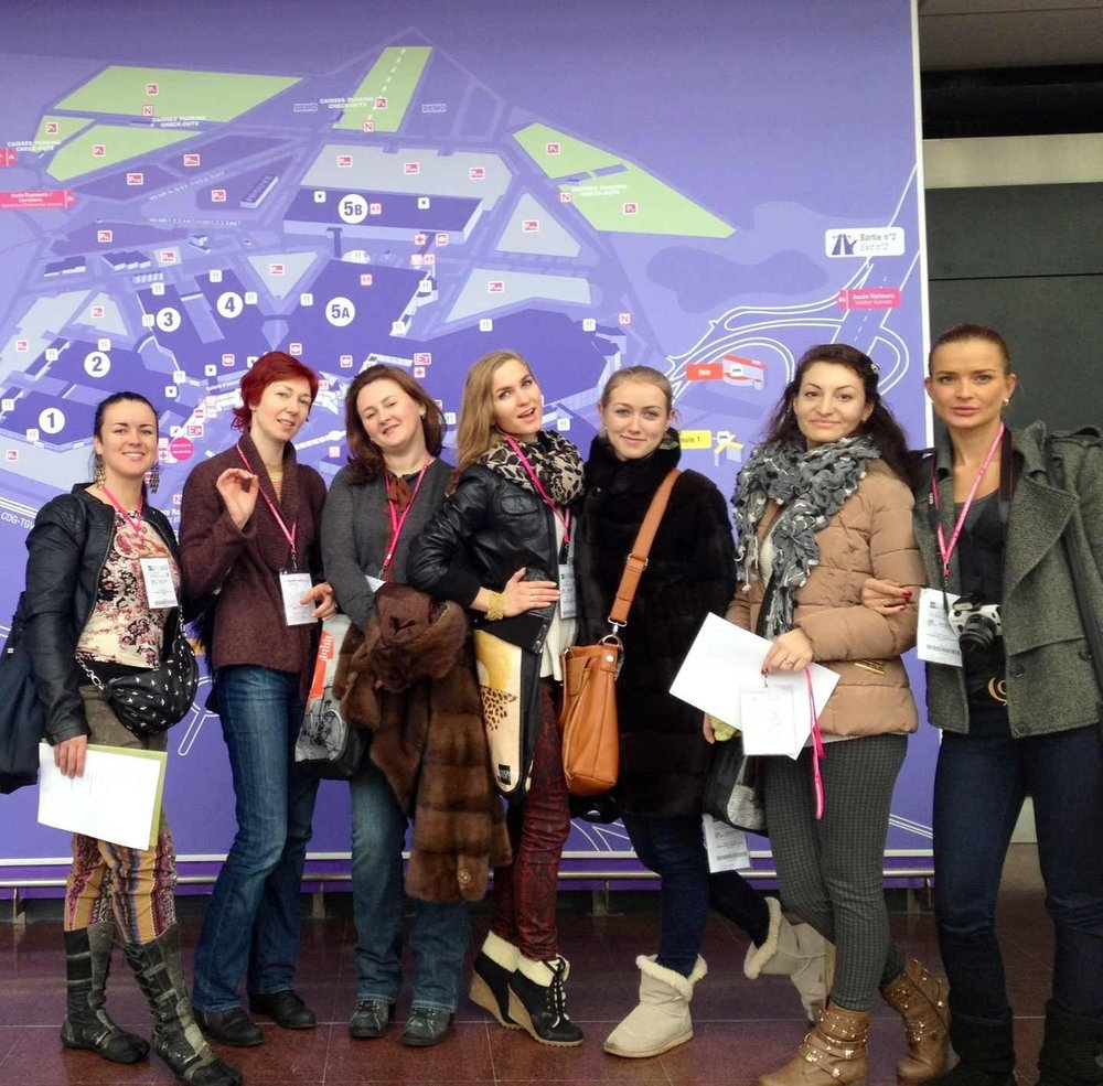 Со Школой Дизайна на выставке MaisonObjet в Париже
