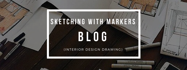 Interior design drawing blog