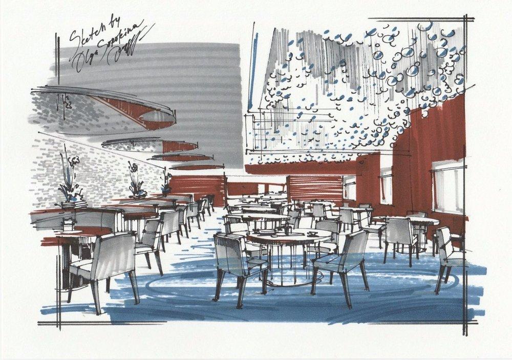 interior sketch online course