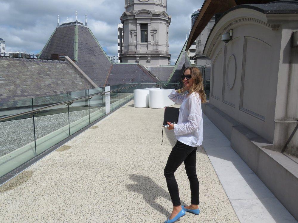 скетч-тур в Париж