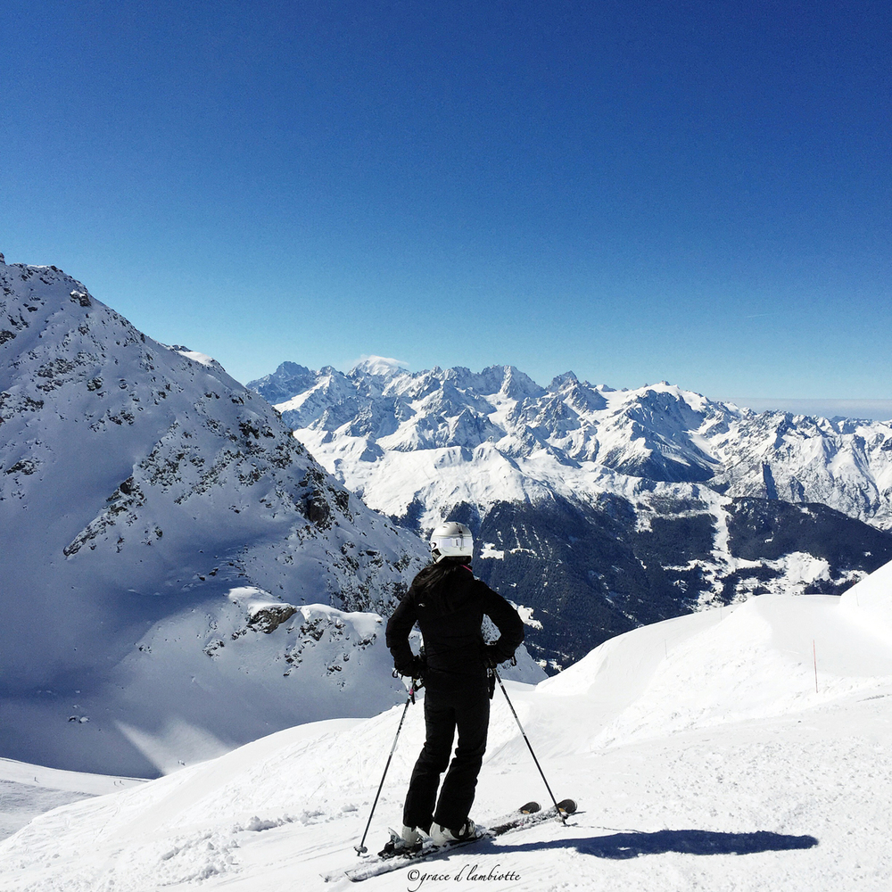 Verbier, Switzerland, February 2015
