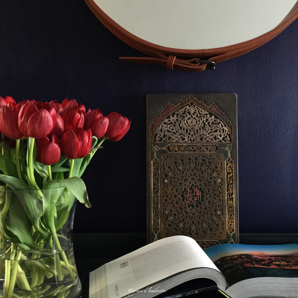 Paint Colour: Thai Sapphire by Little Greene Paint Co.