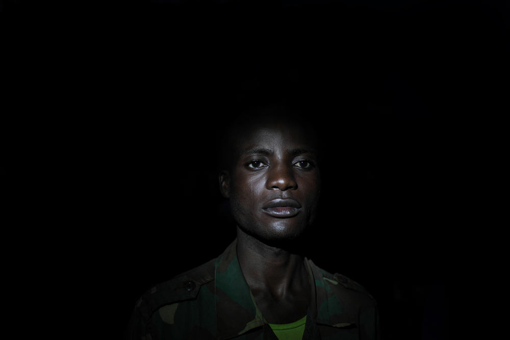 Bangui, Central African Republic. 2013