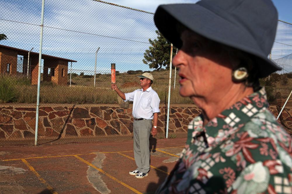 Orania, South Africa. 2010