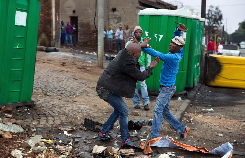 Alexandra Township, Johannesburg. 2015