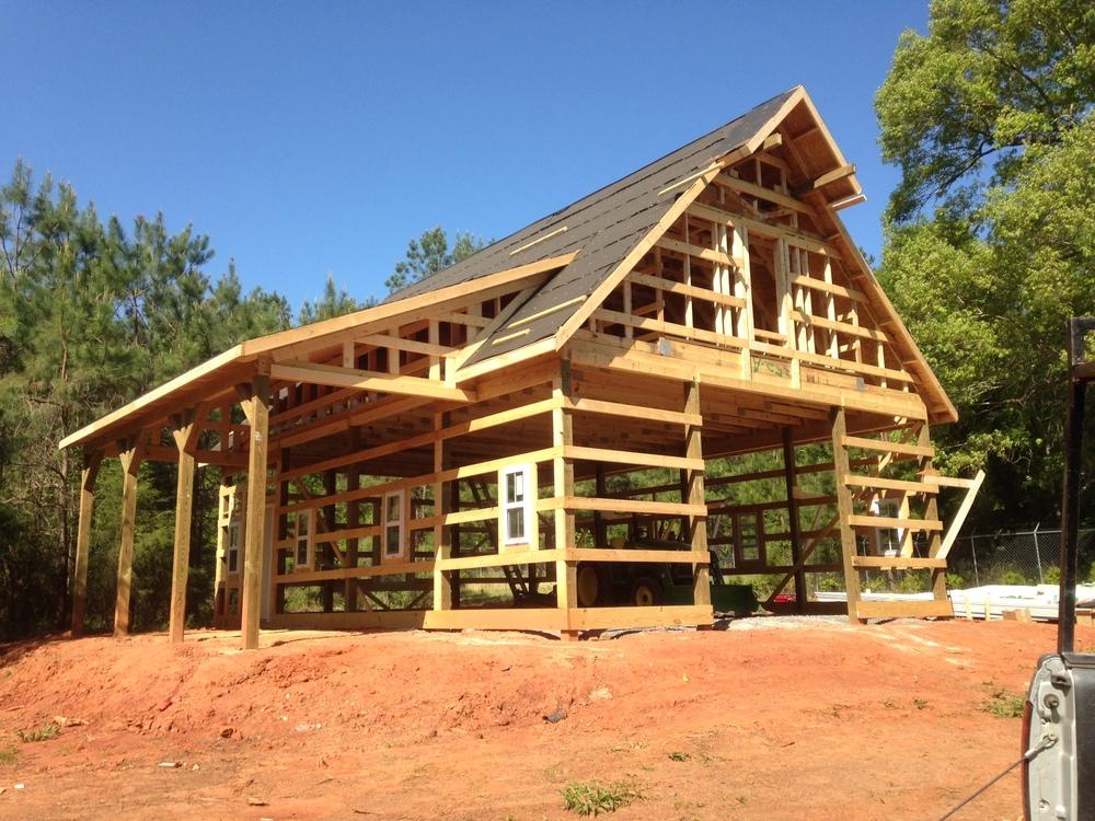 Barn - Rock Hill, SC, Nik Radovanovic, G&H Architect Builders