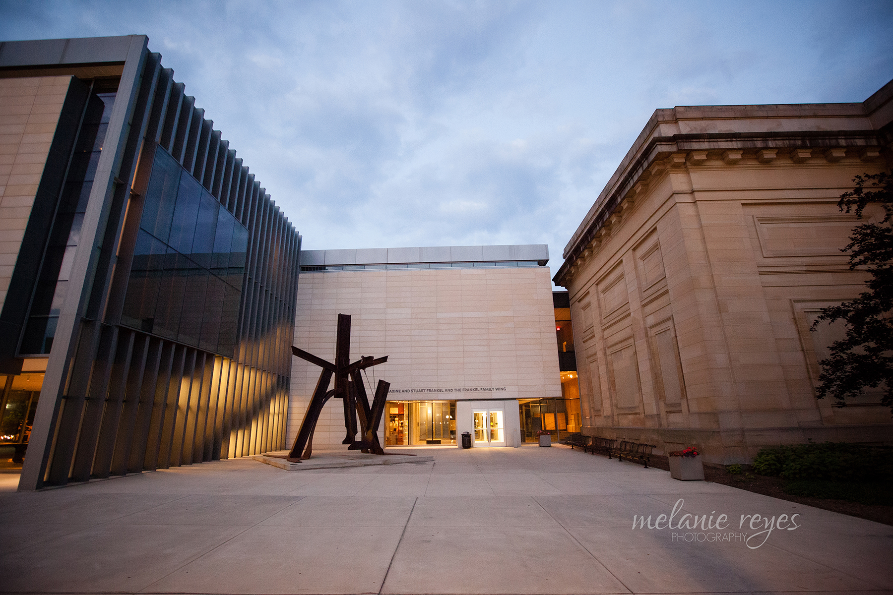 University of Michigan Museum of Art Weddings