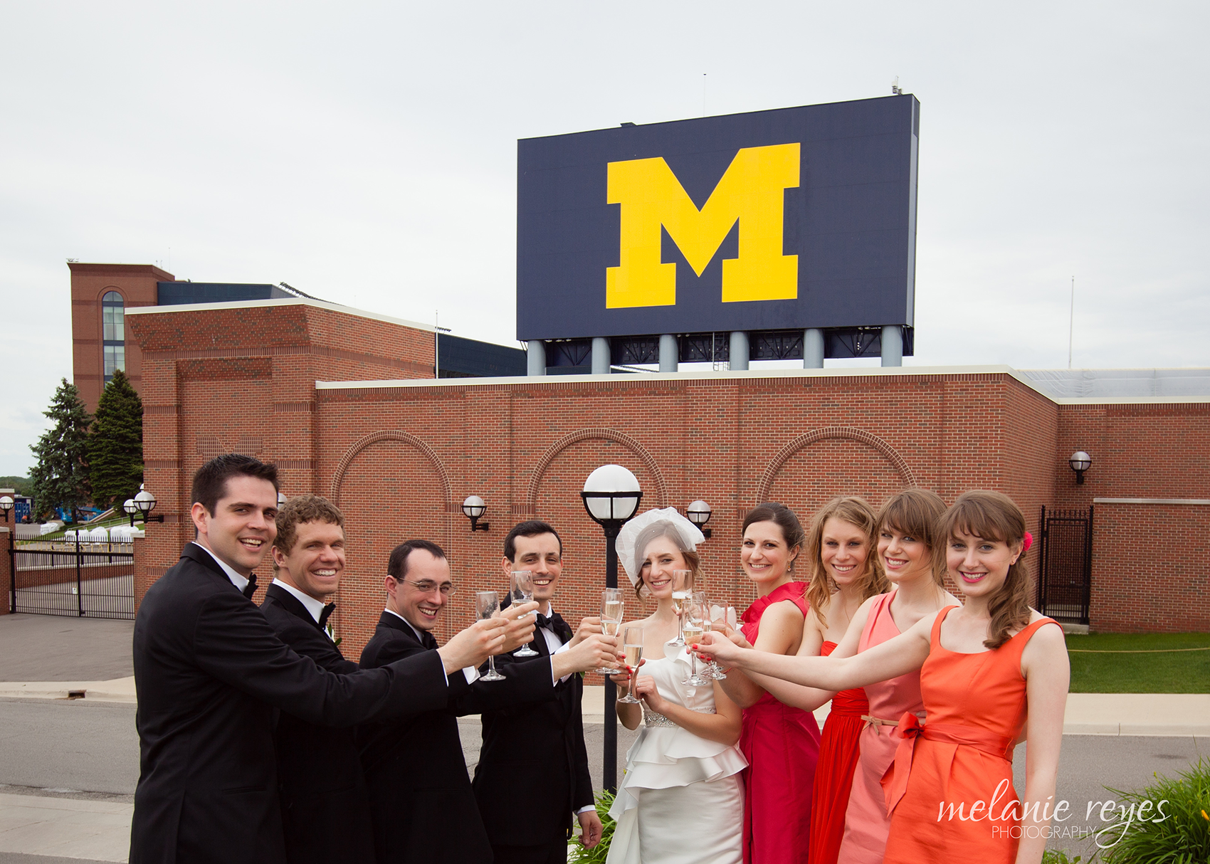 UofM weddings