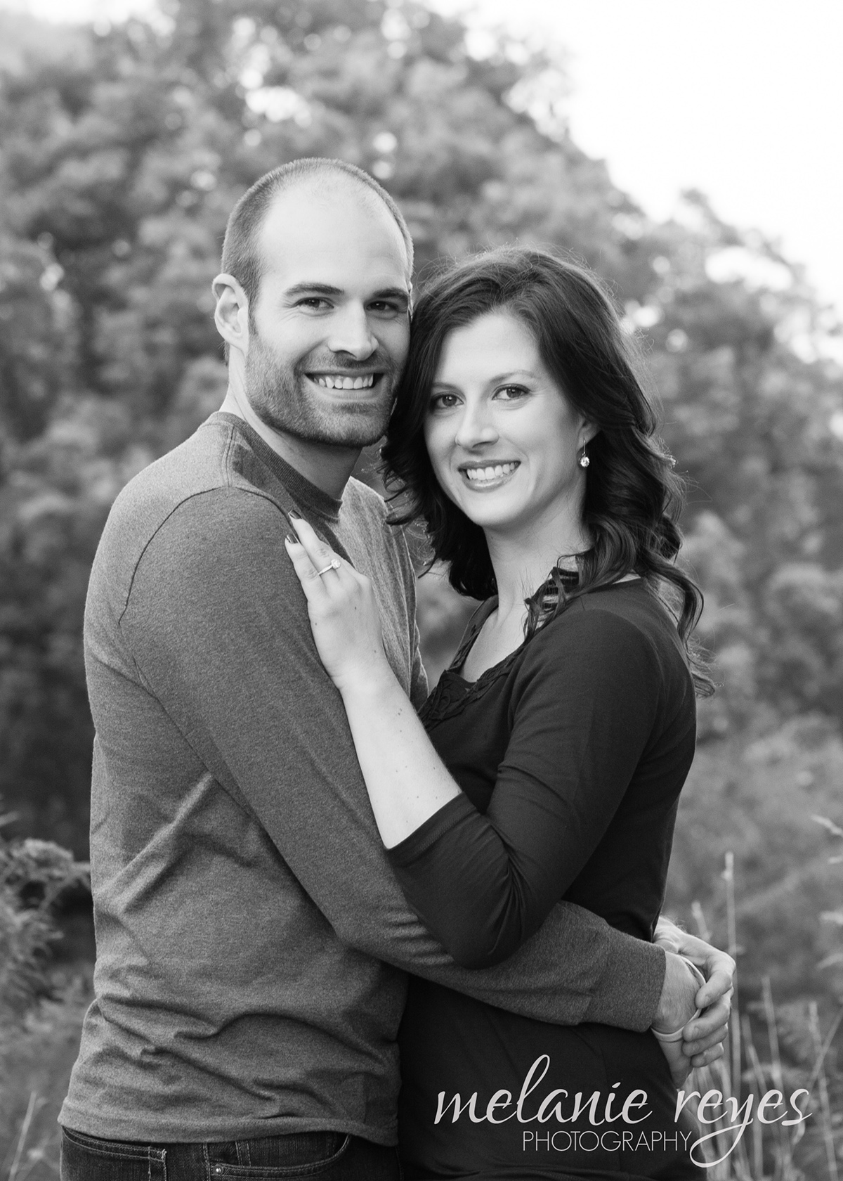 The Arb Engagement Session