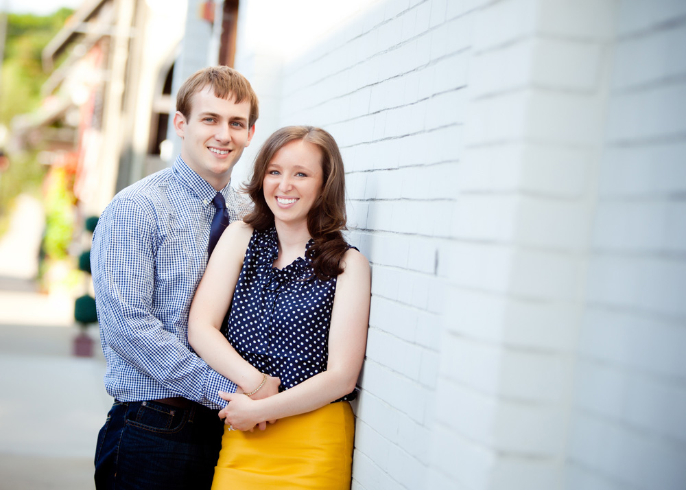 Howell engagement session