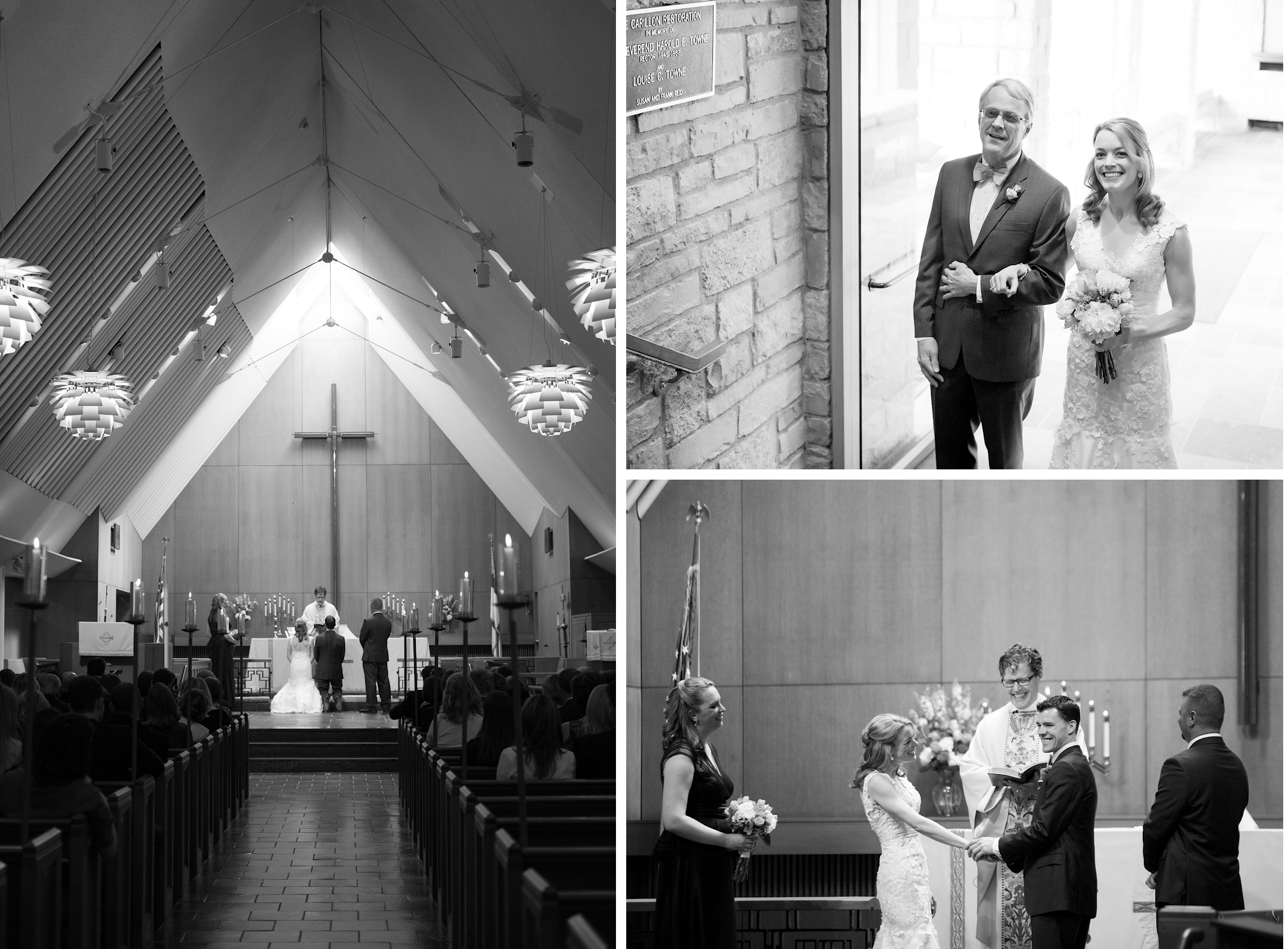 Birmingham Michigan Wedding Ceremony