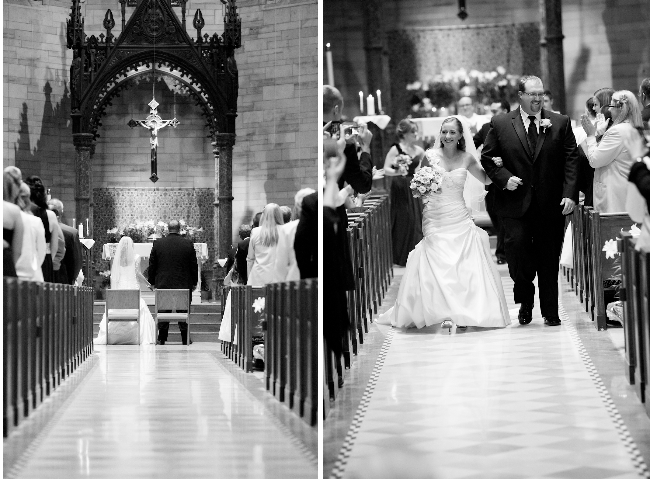 Catholic Church Wedding Photography