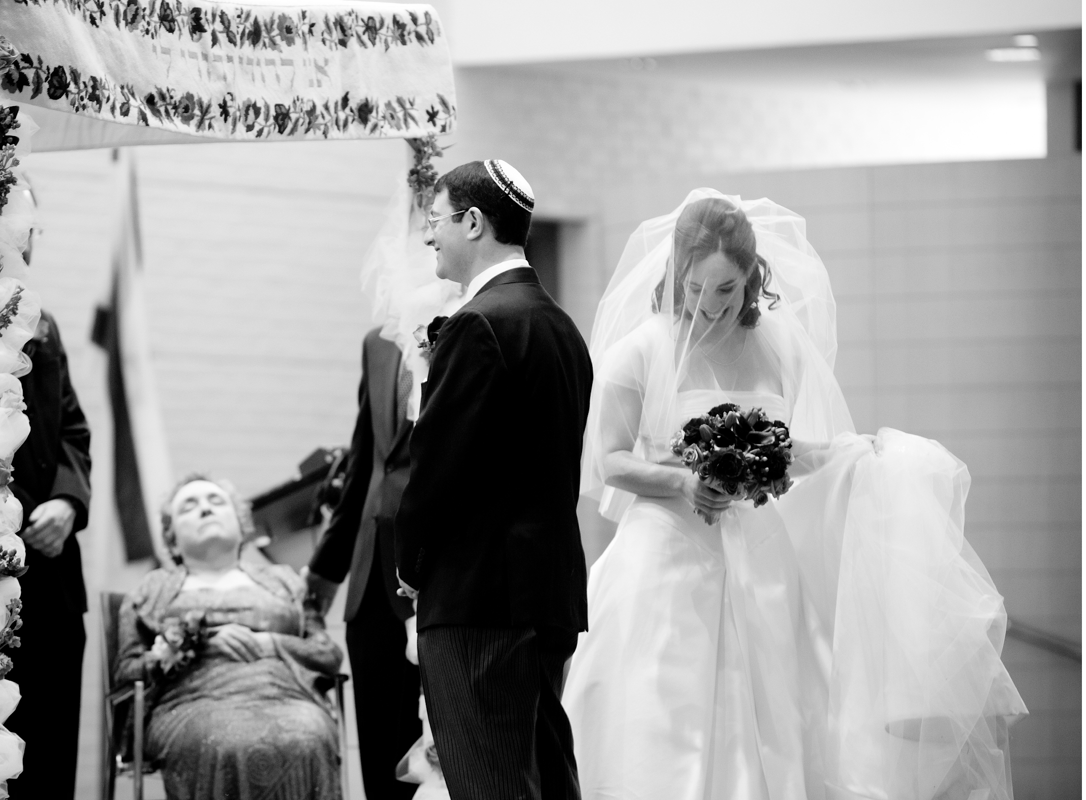 Michigan Jewish Wedding Photographer
